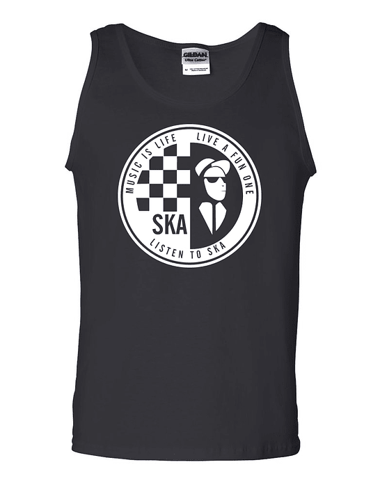 Musculosa music is life, live a fun one · Listen to ska.
