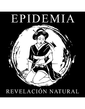 Epidemia · revelacion natural (Mini disc Cdr)