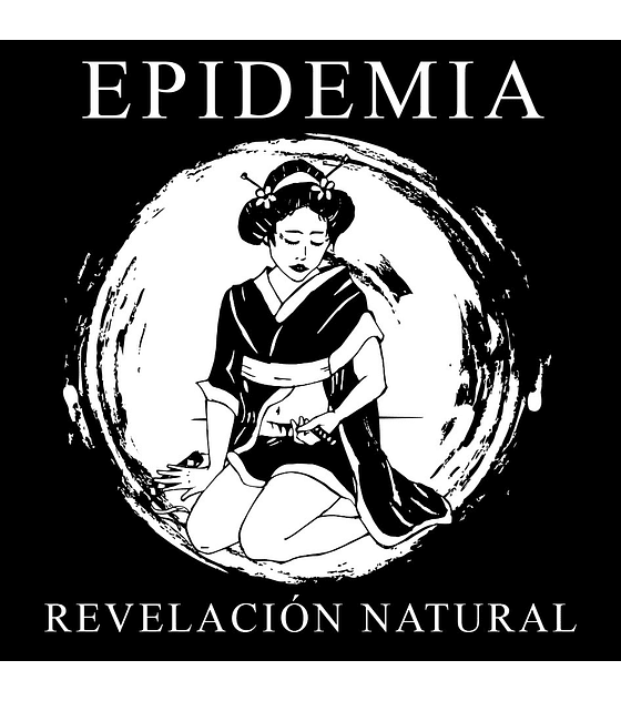 Epidemia · revelacion natural (Mini disc Cdr)