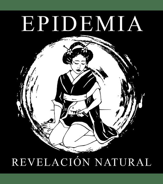 Epidemia · Revelación Natural (MiniDisc) CDR