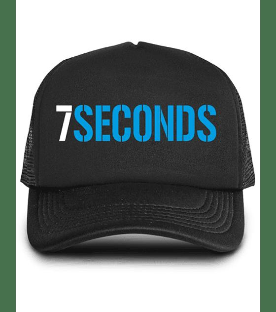 Gorro 7 seconds malla/esponja