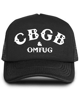 Gorro CBGB Malla/Esponja
