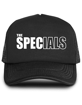 Gorro the specials malla/esponja