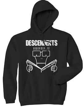 Poleron canguro descendents · everything sucks