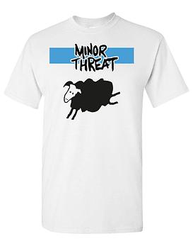 Polera Minor Threat