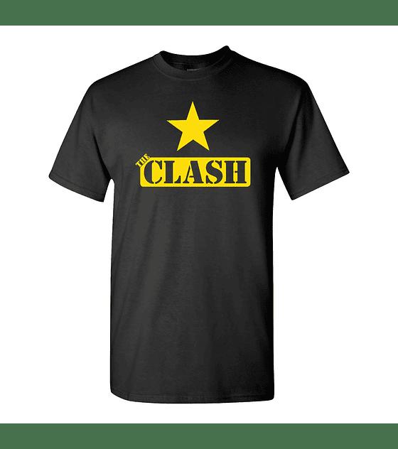 Polera M/C The Clash · Star II