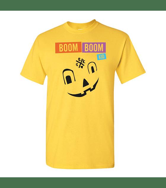 Polera M/C Boom Boom Kid · Frisbee