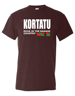 Polera Kortatu · Rock In The Basque Country