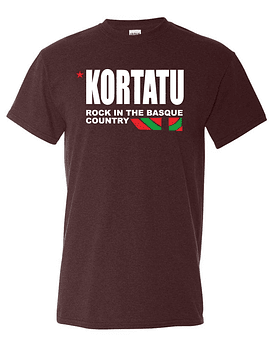 Polera Kortatu · Rock In The Basque Country