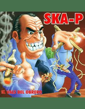 Ska-p · El Vals Del Obrero Cd