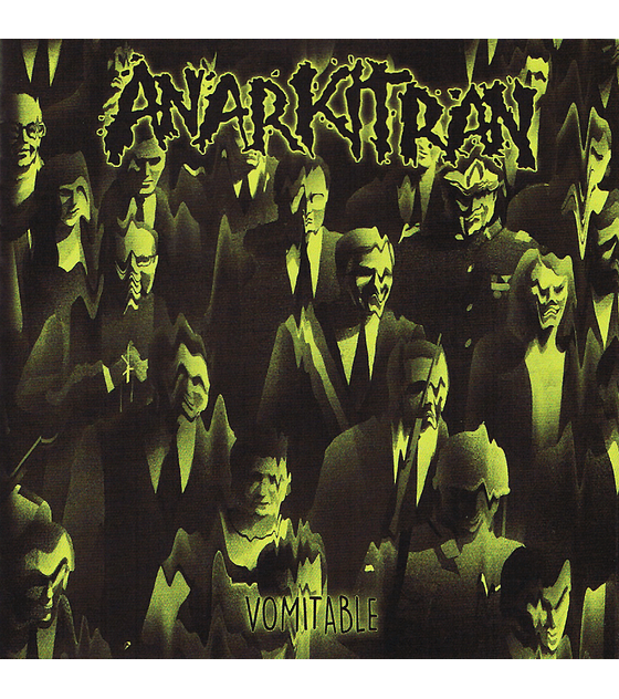 Anarkitran · Vomitable Cd