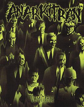 Anarkitran · Vomitable Cd