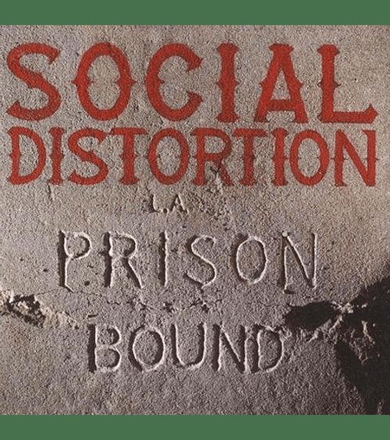 Social Distortion · Prison Bound vinilo 12''