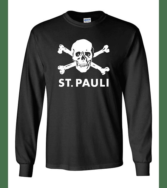 Polera m/l St. Pauli · Clásica