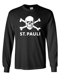 Polera M/L St. Pauli · Logo
