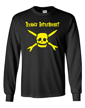 Polera m/l Teenage BottleRocket