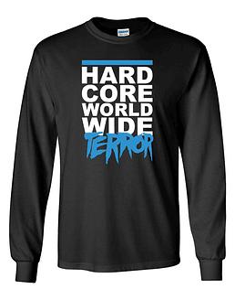 Polera M/L Terror · World Wide