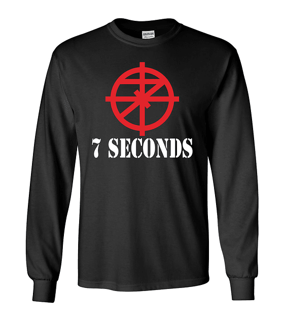 Polera m/l 7 Seconds