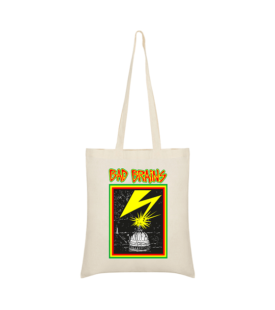Bolso De Tela · Bad Brains