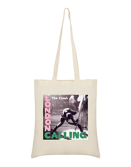 Bolso De Tela · The Clash · London Calling