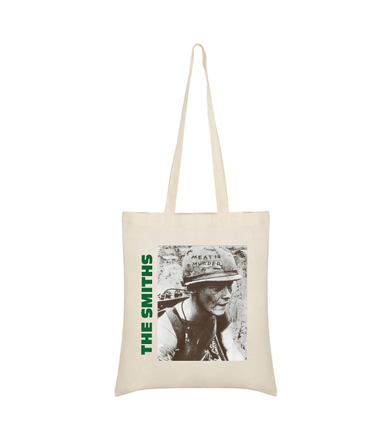 Bolso De Tela · The Smiths · Meat Is Murder