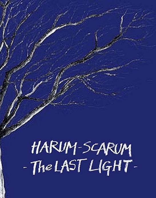 Harum Scarum · The Last Light vinilo 12''