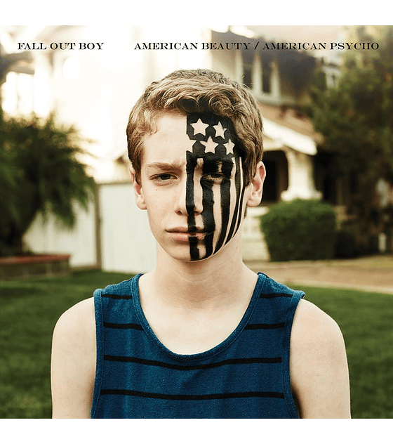 Fall Out Boy · American Beauty/American Psycho vinilo 12''