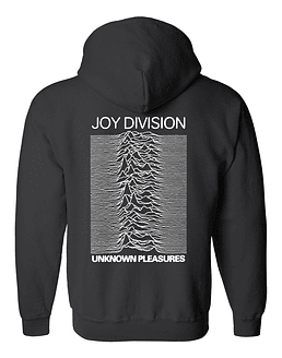 Polerón Con Cierre · Joy Division Unknown Pleasures
