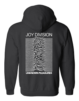 Polerón c/c Joy Division · Unknown Pleasures