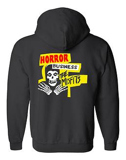 Polerón c/c Misfits · Horror Business