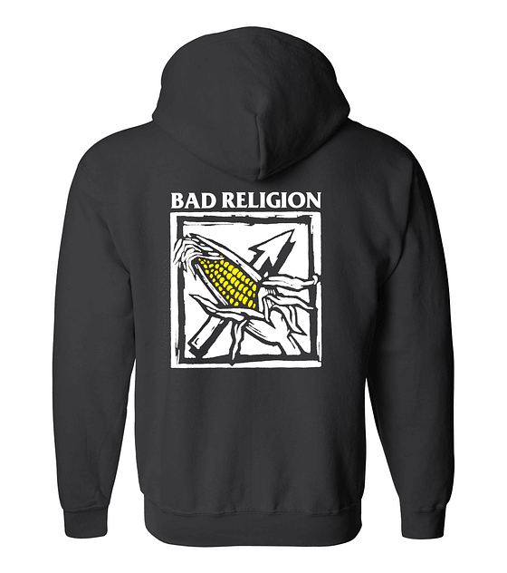 Polerón c/c Bad Religion · Against The Grain