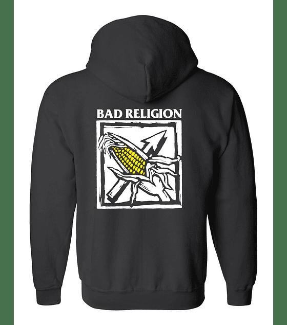 Polerón Con Cierre · Bad Religion Against The Grain