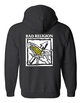 Polerón c/c Bad Religion · Against The Grain
