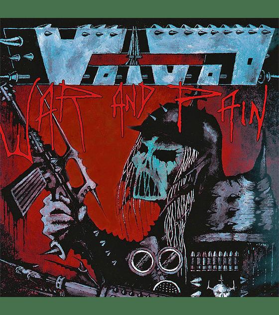 Voivod · War And Pain vinilo 12''