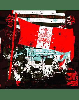 Phoenix Bodies· Raise The Bullshit Flag vinilo 12''