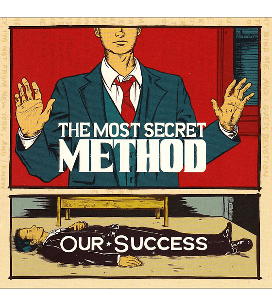 The Most Secret Method  · Our Success vinilo 12''