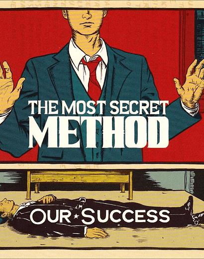 The Most Secret Method  · Our Success vinilo 12''