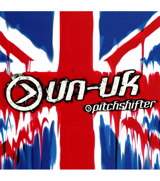Pitchshifter · Un-United Kingdom vinilo 12''