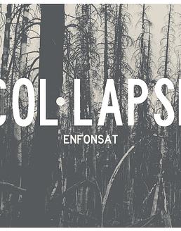 Col·lapse  · Enfonsat vinilo 12''