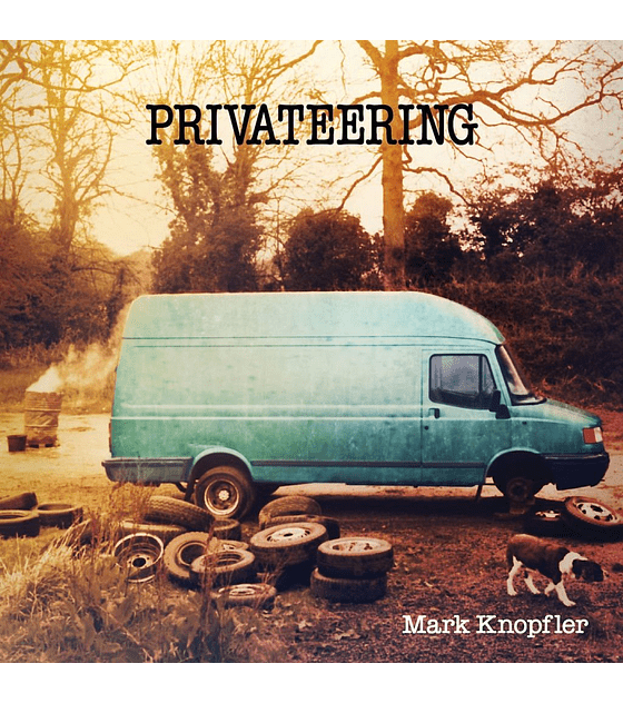 Mark Knopfler  · Privateering vinilo doble 12''