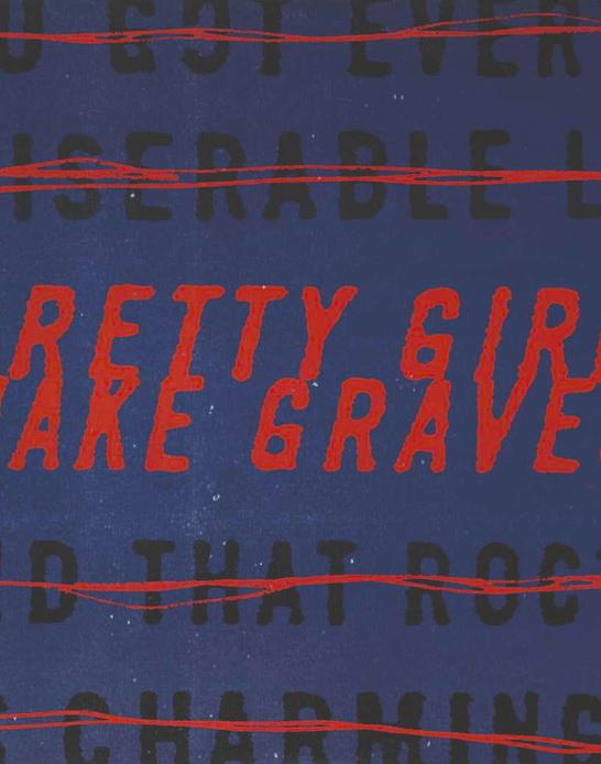 Pretty Girls Make Graves  · S/t vinilo 12''