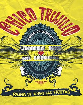 Chico Trujillo · La Reina De Todas Las Fiestas vinilo 10''