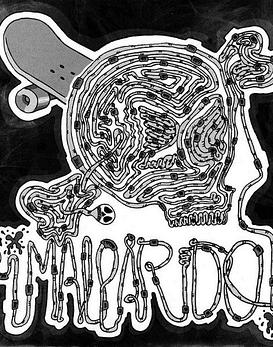 Party By The Slice & ¡Malparido! split vinilo 7''