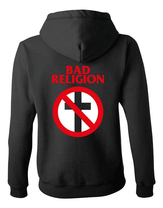 Polerón Mujer · Bad Religion