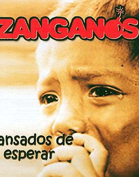 Zanganos · Cansados De Esperar Cd