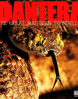 Pantera · The Great Southern Trendkill Cd