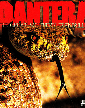 Pantera · The Great Southern Trendkill Cd