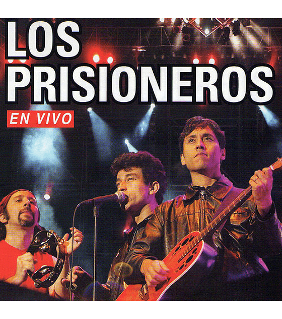 Los Prisioneros · En Vivo Cd