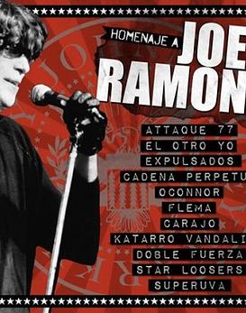 Homenaje A Joey Ramone · Cd