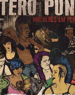 Utero Punk · Mulheres Em Perigo Cd + Dvd